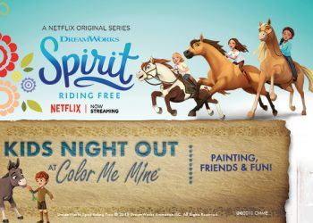 Kids Night Out - Spirit Promo