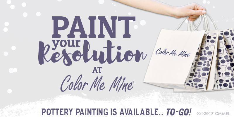 Paint Your 2021 Resolution
