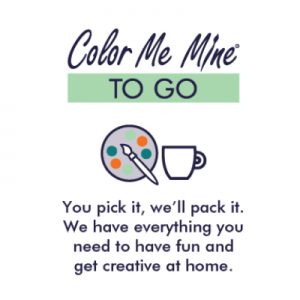Color Me Mine To Go