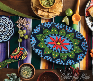 Color Me Mine Talavera Tableware