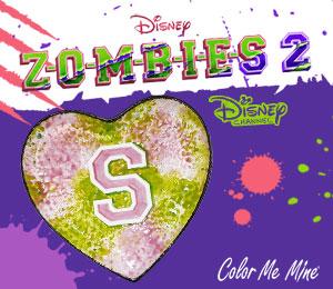 Color Me Mine Zombies 2