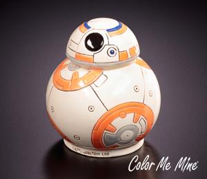 Color Me Mine BB8 Bank