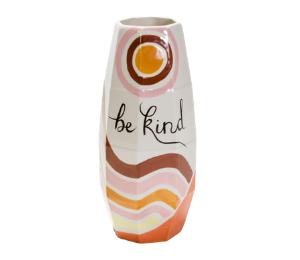 Color Me Mine Be Kind Vase